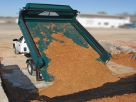Whether hauling mulch, dirt, gravel or rocks the Crysteel E-Tipper was designed to be the most versatile, durable and best looking light dump body around.
