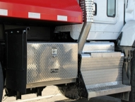 Pro-Tech aluminum boxes are manufactured with high-strength, corrosion resistant alloy material and utilize a neoprene, bulb type seal to keep your equipment clean and dry.