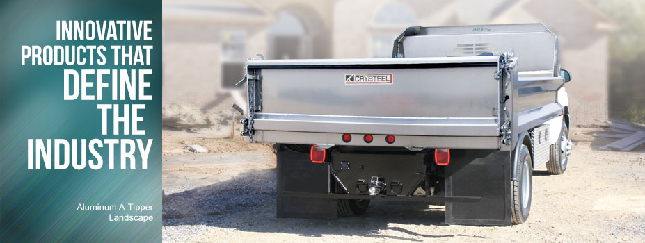 Aluminum A-Tipper Landscape: Innovative products that define the industry
